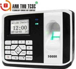 Máy chấm công & kiểm soát cửa bằng vân tay + thẻ cảm ứng RONALD JACK - 5000 AID
